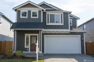 Everett Single Family Home For Sale: 318 94th Place SE