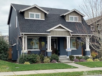 Mount Vernon Single Family Home For Sale: 725 Crested Butte Blvd