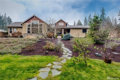 Bothell Single Family Home For Sale: 16714 1st Ave SE