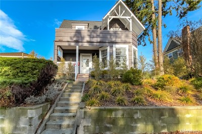 Pierce County Rental For Rent: 3209 N 26th St