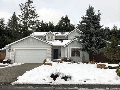 Spanaway Single Family Home For Sale: 4613 208th St Ct E