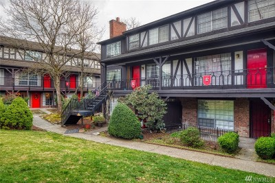 King County Condo/Townhouse For Sale: 3425 S 176th St #131