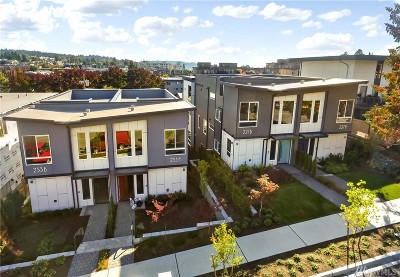 Kirkland Condo/Townhouse Contingent: 227 5th Ave #B