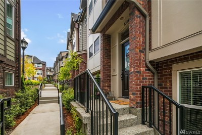 Issaquah Condo/Townhouse For Sale: 1319 Greenwich Walk NE #29.2