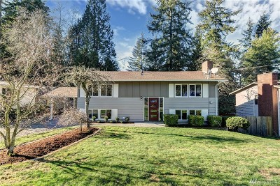 Bellevue Single Family Home For Sale: 1729 147th Ave SE
