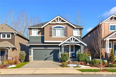 Lake Stevens Single Family Home For Sale: 1605 77th Ave SE