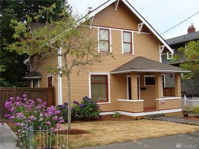 Multi Family Home For Sale: 2415 NW 61st St