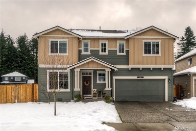 Puyallup Single Family Home For Sale: 16613 80th Av Ct E