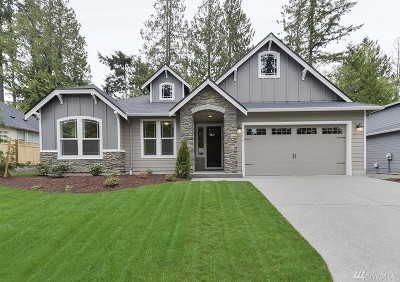 Gig Harbor Single Family Home For Sale: 3513 Fox Ct