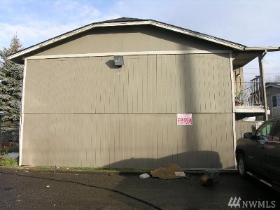 Pierce County Rental For Rent: 1423 E 64th St #D