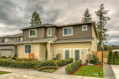 Bonney Lake Single Family Home For Sale: 20016 147th St E #89