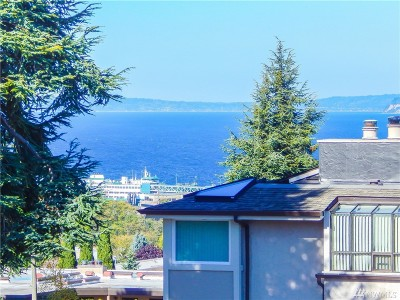 Edmonds WA Condo/Townhouse For Sale: $449,500