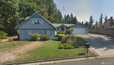 Puyallup Single Family Home For Sale: 2603 5th St SE