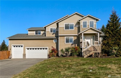 Snohomish Single Family Home For Sale: 9622 185th Dr SE