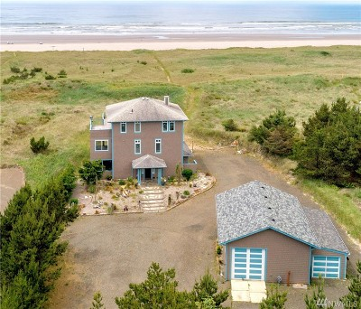 Ocean Park WA Single Family Home For Sale: $679,000
