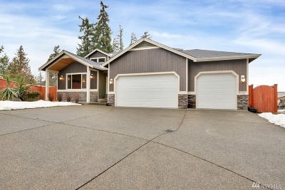 Bonney Lake WA Single Family Home For Sale: $460,000
