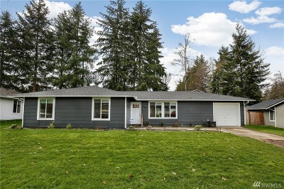 Tacoma Single Family Home For Sale: 3822 N Winnifred St