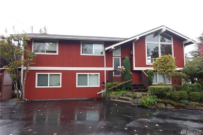 Kirkland Single Family Home For Sale: 13117 84th Ave NE
