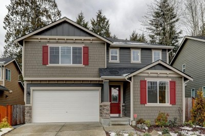 Bothell Single Family Home For Sale: 16206 5th Ave SE