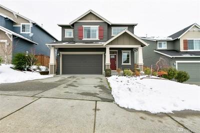Mount Vernon Single Family Home For Sale: 5485 Buckhorn