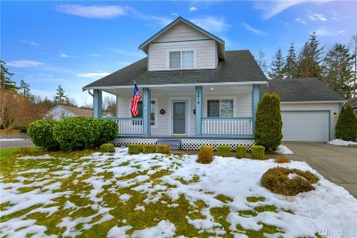 Anacortes Single Family Home For Sale: 3819 Sutton Place