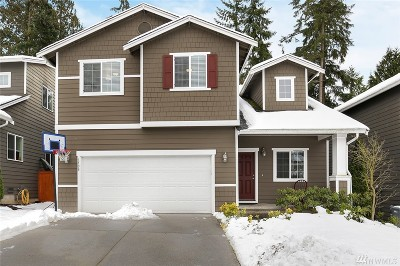 Bothell WA Single Family Home For Sale: $738,000