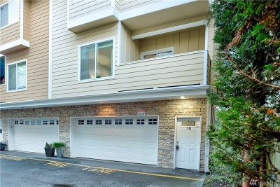 Condo/Townhouse For Sale: 103 SW 119th St #3B