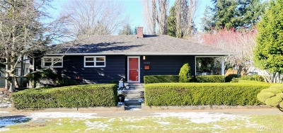 Bellingham Single Family Home For Sale: 3003 Vallette St