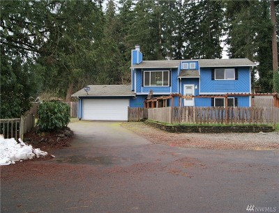 Bonney Lake Single Family Home For Sale: 19307 76th St E