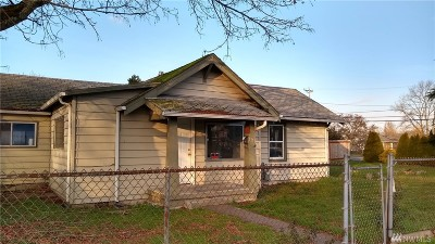 Tacoma WA Single Family Home For Sale: $200,000