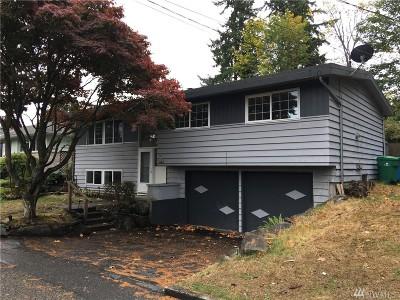 Shoreline Single Family Home For Sale: 631 N 203rd