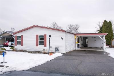 Bellingham Mobile Home For Sale: 3802 James St #44