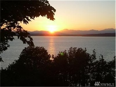 Seattle Residential Lots & Land For Sale: 54 Beach Dr SW