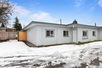 Tacoma Rental For Rent: 1118 112th St S