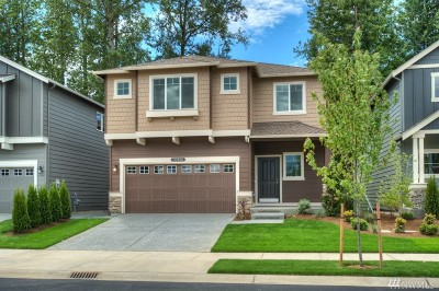 Puyallup Single Family Home For Sale: 10573 191st St E #124