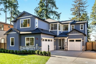 Mercer Island Single Family Home For Sale: 3243 74th Ave SE