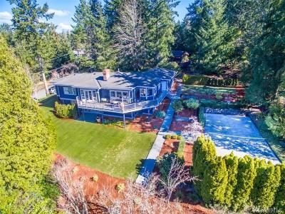 Mercer Island Single Family Home For Sale: 7915 SE 67th St