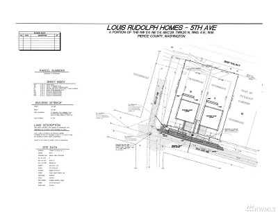 Residential Lots & Land For Sale: 19th St NW