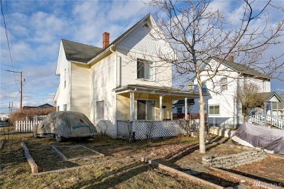 Ferndale Single Family Home For Sale: 1966 Willard Ave