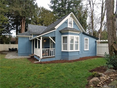 Snohomish Single Family Home For Sale: 1010 Bluff Ave