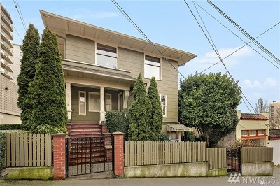 Seattle Multi Family Home For Sale: 511 E Mercer St