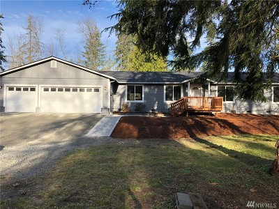 Maple Valley Single Family Home For Sale: 24818 Maple Valley Black Diamond Rd SE