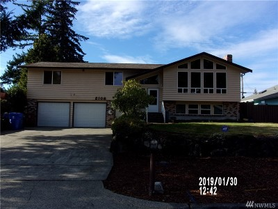 Tacoma Single Family Home For Sale: 2108 N Baltimore St