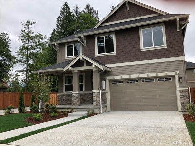 North Bend Single Family Home For Sale: 933 SE Symmons (Lot 02) Place