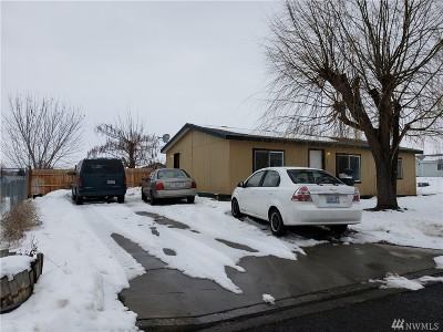 Single Family Home For Sale: 651 N Dayton St