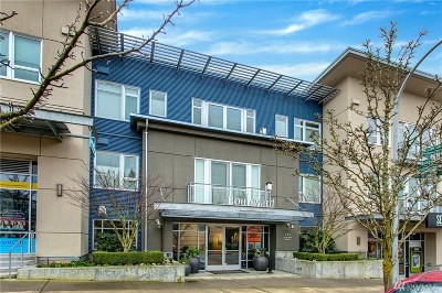 Condo/Townhouse Sold: 375 Kirkland Ave #332