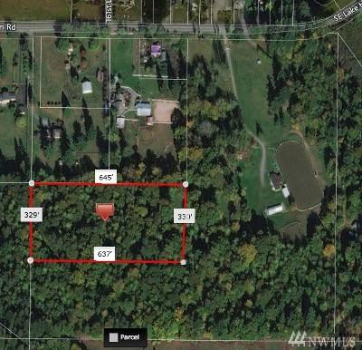 Auburn Residential Lots & Land For Sale: 16231 SE Lake Holm Road