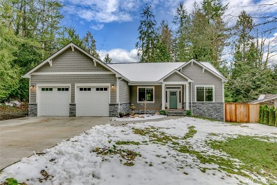 Port Ludlow WA Single Family Home For Sale: $465,000
