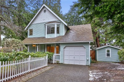 Edmonds Single Family Home For Sale: 22206 93rd Place W
