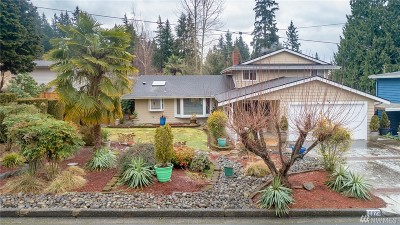 Kirkland Single Family Home For Sale: 10923 NE 48th St